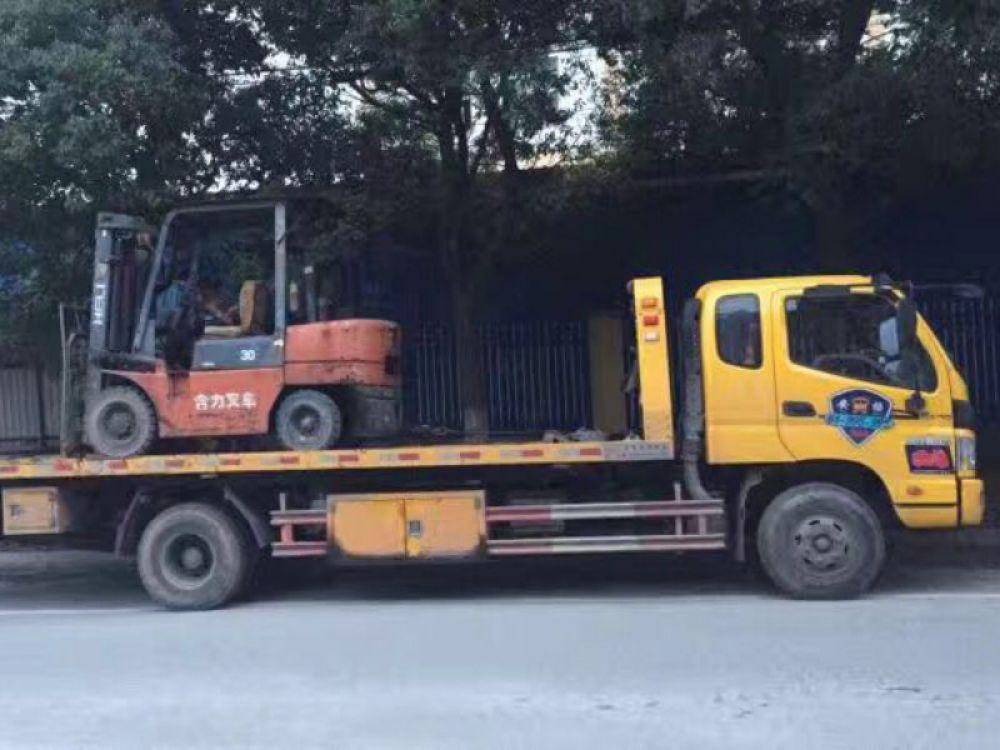 叉车报废车回收