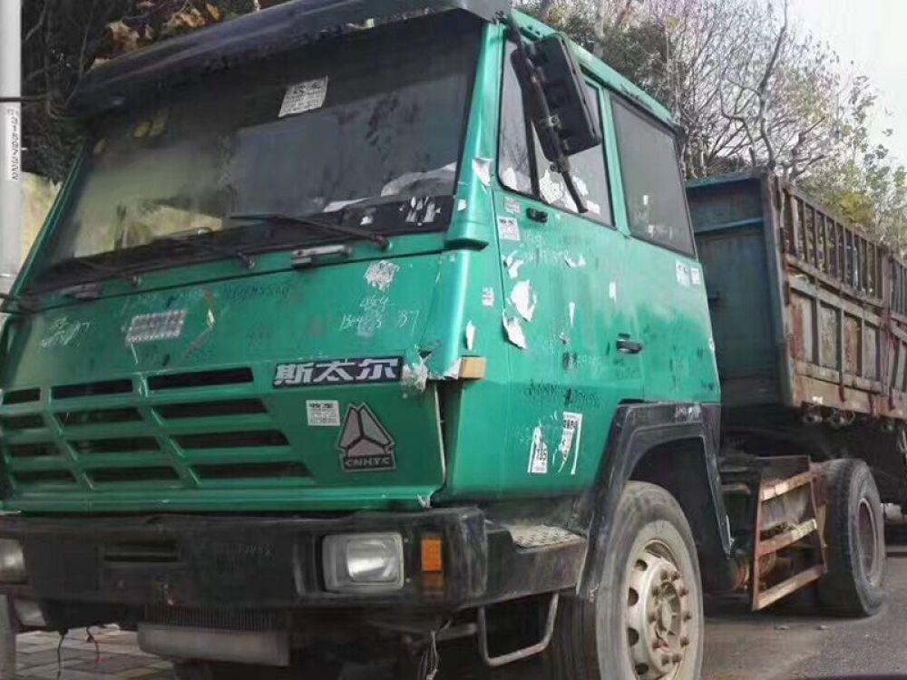 货车挂车拆车厂回收