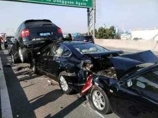 事故车现场