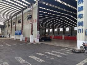 广州报废车收车站拆解车间(1)